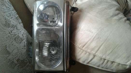 Landcruiser headlights
