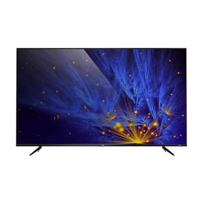 50 TCL Smart UHD 4K android Black image 1