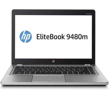 HP EliteBook Folio 9480M Intel Core i5 2.0GHz 4GB 500GB image 1