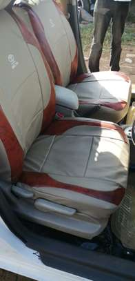 Toyota Belta Car Seat Covers image 7