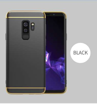 IPAKY 3 in 1 design Luxury classic hard PC for Samsung S9/S9+ image 1