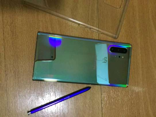 Samsung Galaxy Note 10 Plus 5G | 512 gb Gigabytes | Black image 3