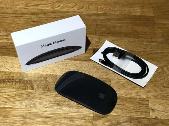 Original Apple Magic Mouse 2 Space Grey MLA02Z/A Wireless for Mac New and Sealed image 2