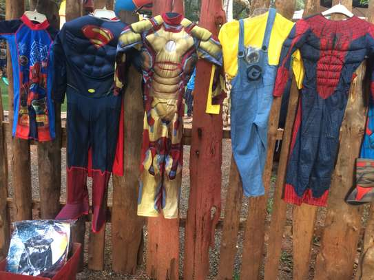 Kids Character Costumes and Boots