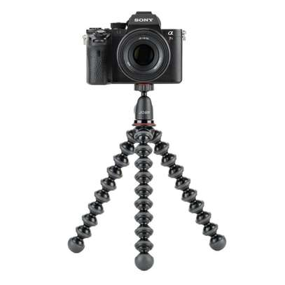 """Gorilla Tripod 10"""" - Fully Flexible Foldable Octopus Medium Size Tripod Stand (10 Inch Height) for Mobile Smartphones & DSLR Cameras image 1"""