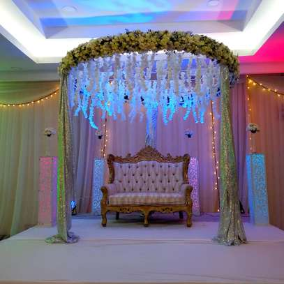 Events, Stage Sets, Truss & Lighting Services