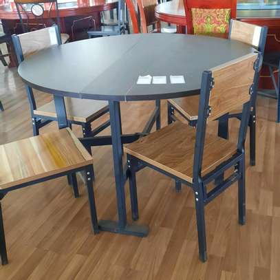 1.2 M Diameter Foldable Table image 1