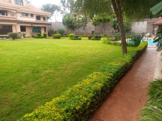 Furnished 4 bedroom townhouse for rent in Runda image 13