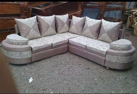 5seater Corner sofa set image 2