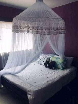 Smart mosquito nets. image 1