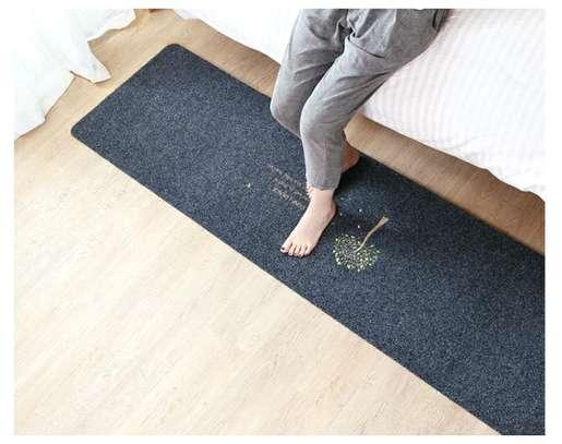 Long bedside mat/kitchen mat/corridor mat image 1