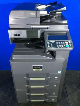 Advanced Newly introduced Kyocera TaskAlfa 3010 photocopier image 1