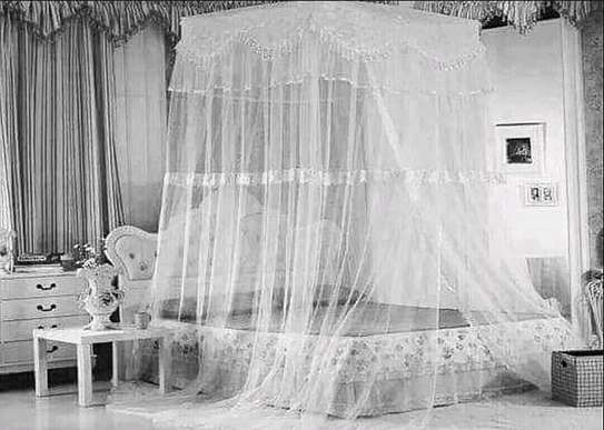 Top square mosquito net (Double decker Net) image 2