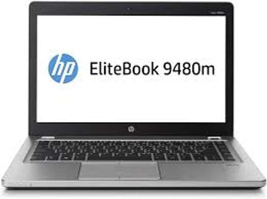 Laptop HP EliteBook Folio 4GB Intel Core i5 HDD 500GB image 1