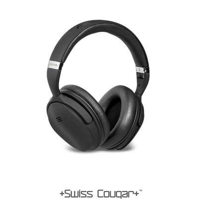 Swiss Cougar New York Bluetooth Headphones (Premium) image 1
