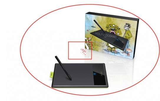 Wacom One  Graphics Tablet. Live.Dare.Create image 3