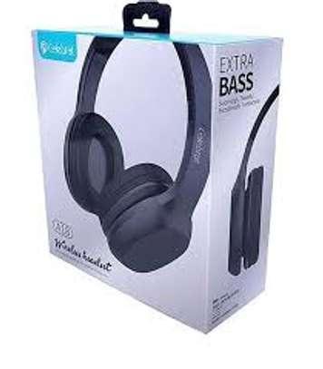 Celebrate A18 Deep Bass Wireless Headset Bluetooth Headphone image 2