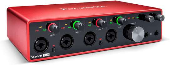 Focusrite Scarlett 18i8 (3rd Gen) USB Audio Interface with Pro Tools | First image 1
