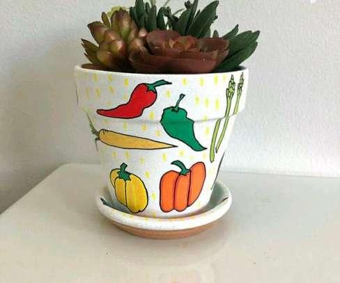 Pimped pot plants image 7