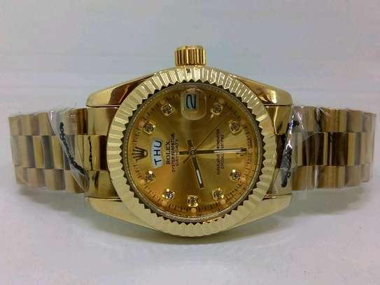 watches/Golden/men/women image 4