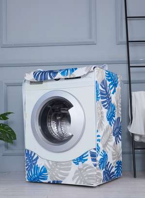 Front Load  Washing Machine Covers Dust Proof Waterproof