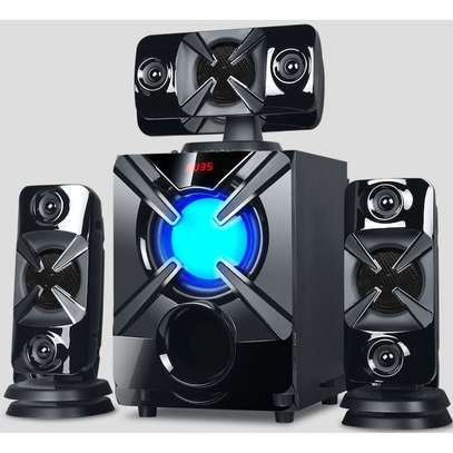 Sayona SHT1220BT- 3.1 Channel Subwoofer – 6000W PMPO image 1