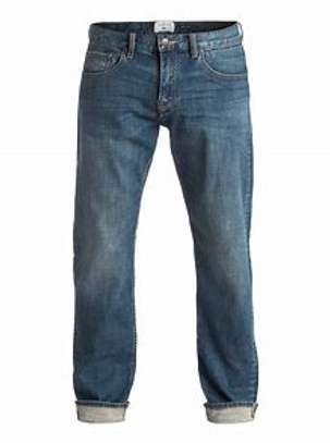 Straight Fit Jeans image 1