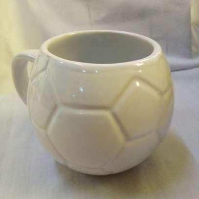 Unique football mug image 1