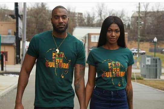 FOR THE CULTURE Couple T-Shirt
