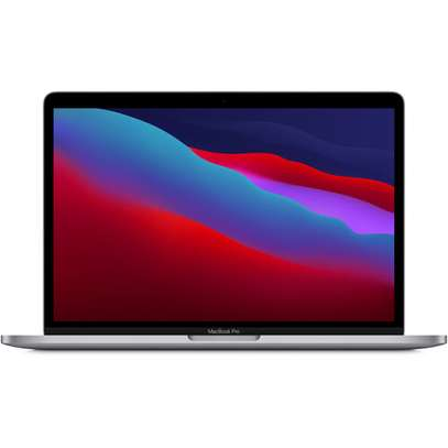 """Apple 13.3"""" MacBook Pro M1 Chip with Retina Display (Late 2020, Space Gray) image 1"""