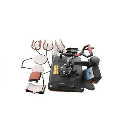 Combo Heat Press Machine image 4