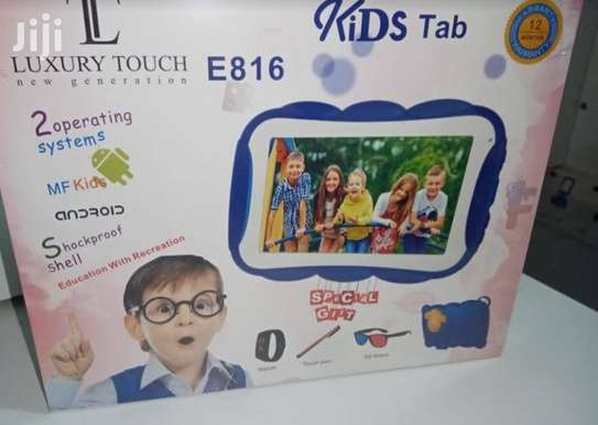 Kids tablet now available LUXURY TOUCH E816 image 1