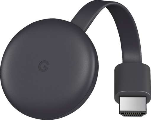 Google - Chromecast Streaming Media Player