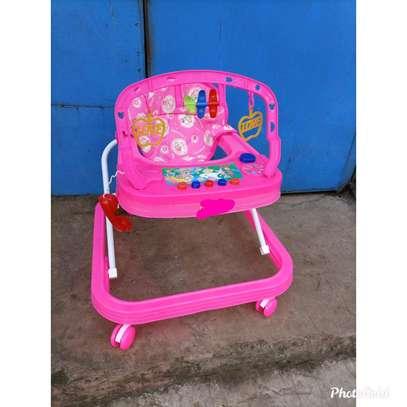 Baby walker/stroller/ feeding chair image 2