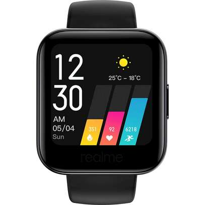"""REALME CLASSIC WATCH 1.4"""" SMARTWATCH WITH SPO2 AND HEART RATE MONITOR image 1"""