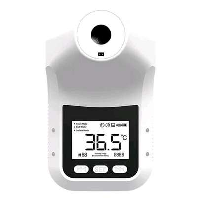 Stand Alone, Wall Mountable, Infrared Thermometer image 2