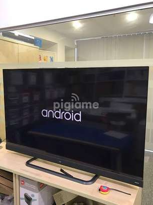 TCL 55 inches Android Smart C8 ONKYO tvs image 1