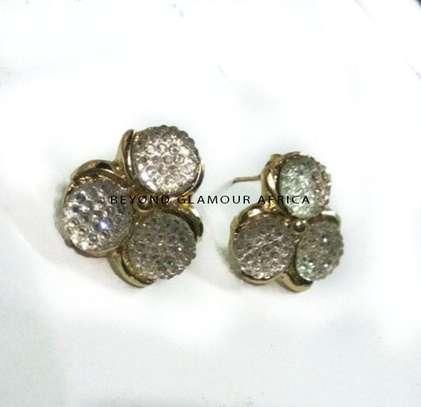 Ladies Hive Fashionable Stud Earrings image 1