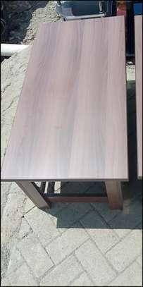 Multi-fuctionable coffee table image 1