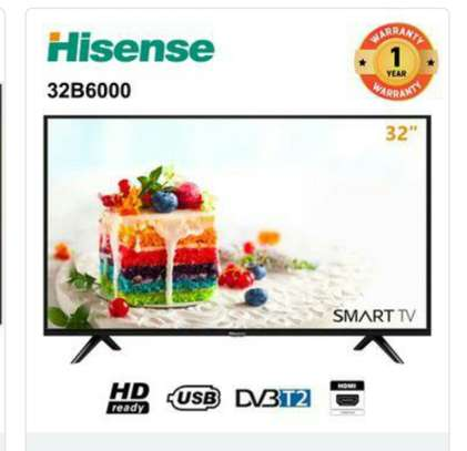 "Hisense 32"" smart android TV"
