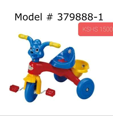 Brand New Tricycles image 1