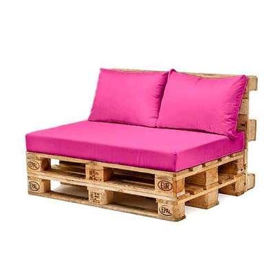 Beautiful Modern Quality 2 Seater Pallet Sofa image 3