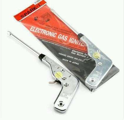 Gas lighter gun image 1