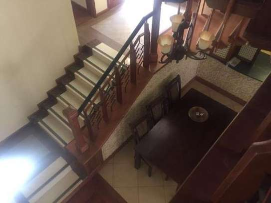 Furnished 5 bedroom townhouse for rent in Lavington image 8
