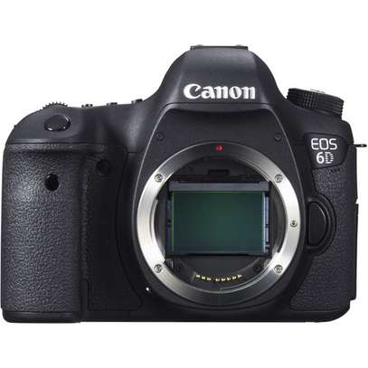 Canon EOS 6D DSLR Camera (Body Only) image 1