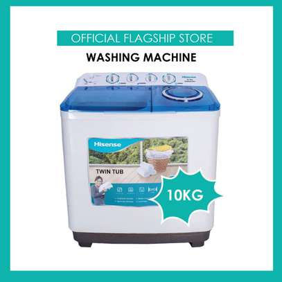 Hisense XPB100-2009SK 10KG Washing Machine image 1
