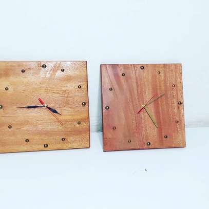 Wooden Clock image 1