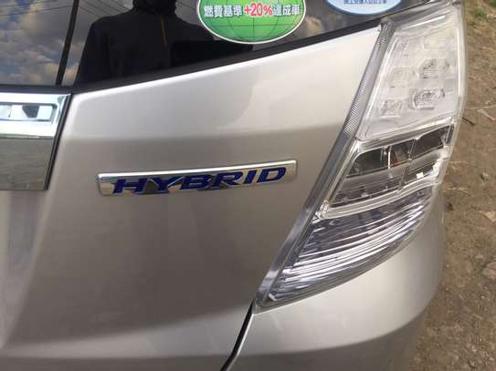 Honda Fit Hybrid Fully Loaded