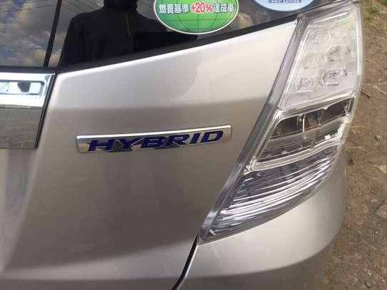 Honda Fit Hybrid Fully Loaded image 1
