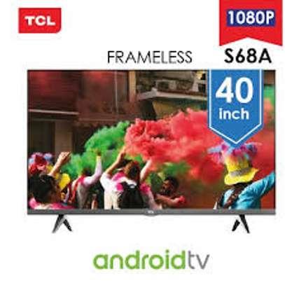 TCL 40S65A, 40'', HD AI SMART TV - Black image 1